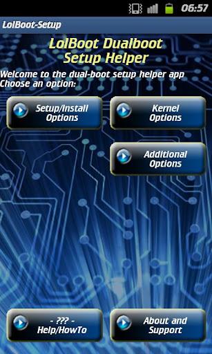 SGS2 Dual-Boot Setup LolBoot