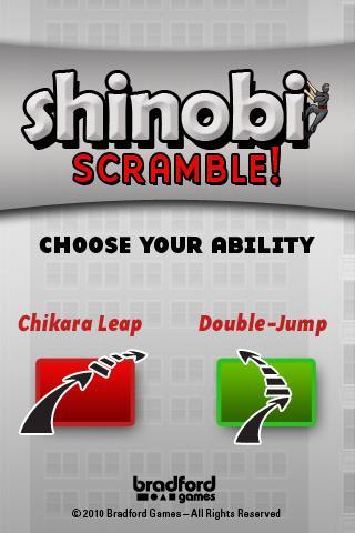 Shinobi Scramble