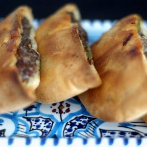 Egyptian Turnovers (Hawawshi)