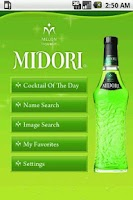 Screenshot of MIDORI