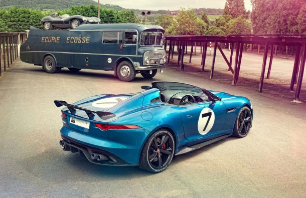 Jaguar F-Type Project 7 Concept