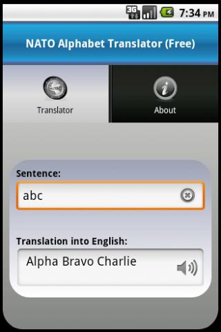 NATO Alphabet Translator Free