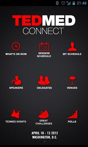 【免費教育App】TEDMED Connect-APP點子