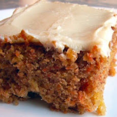 Orange-Pineapple Carrot Cake