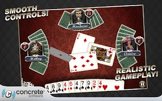 Screenshot of Aces Hearts