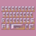 Beautiful Pearl Keyboard Skin