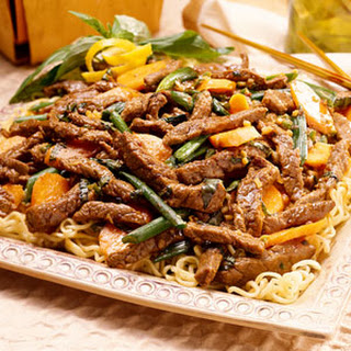 Thai Lemon Beef