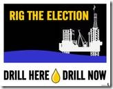 rig the election