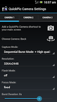 Screenshot of QuickPic Camera