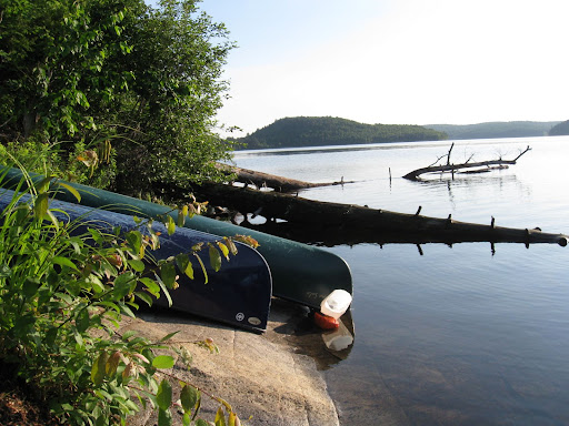 Manitou Lake - Algonquin Park