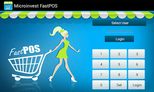 Microinvest FastPOS - screenshot