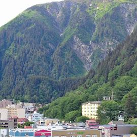 Alaskan Port by Kevin Dietze - Landscapes Travel