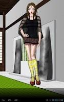 Screenshot of Style Dress Up: Girls