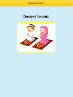 Screenshot of Namaz Hocası