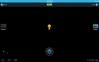 Screenshot of Brightest LED Flashlight FREE