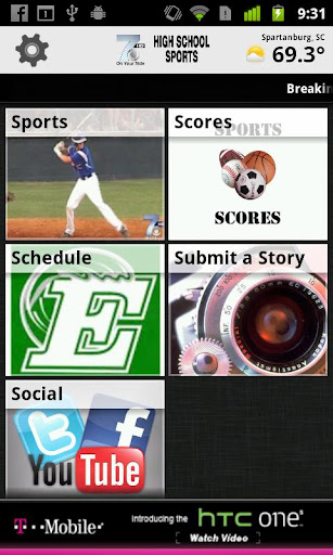 WSPA HS Sports