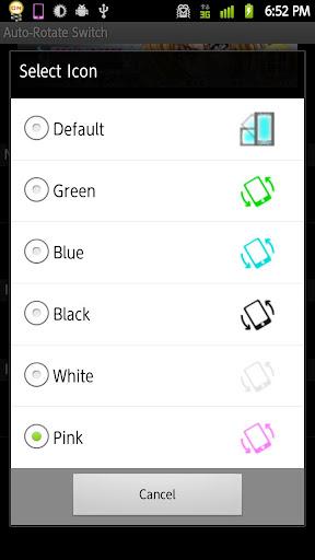 【免費商業App】Auto-Rotate Switch-APP點子