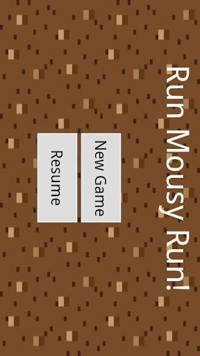 Run Mousy Run
