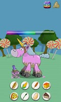 Screenshot of Unicorn Fart Surprise Free