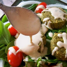 Quick & Easy Tahini Sauce