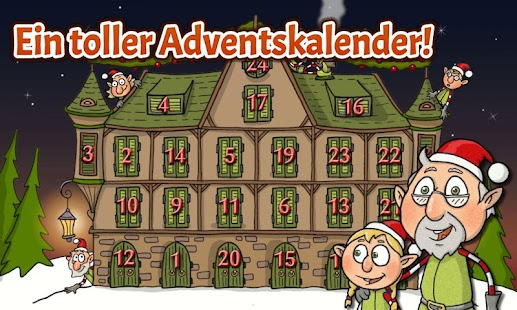 Adventskalender 2016 Screenshot