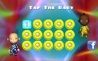 Screenshot of Tap The Baby