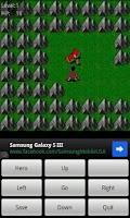 Screenshot of Saga RPG: First Blade