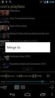 Screenshot of NetMBuddy (for Youtube Musics)