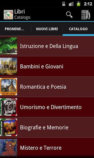 Libri e Audiolibri in Italiano