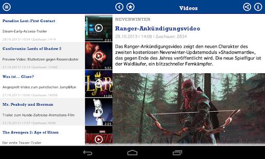 gamestar app