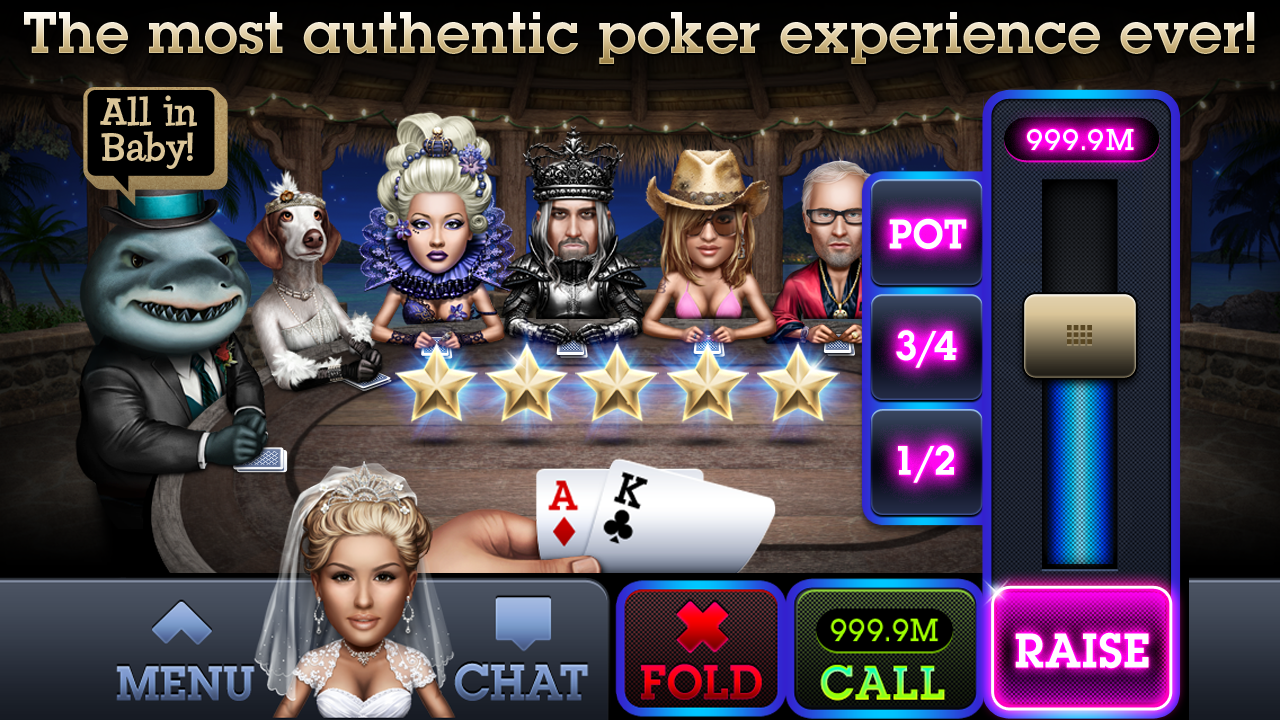 Fresh Deck Poker - Live Holdem Screenshot 17