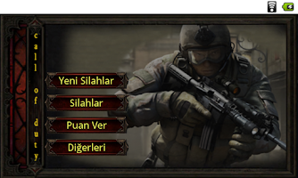 Screenshot of COD Call of Silah Oyunu