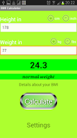 Screenshot of iWeight FREE - Weight Control
