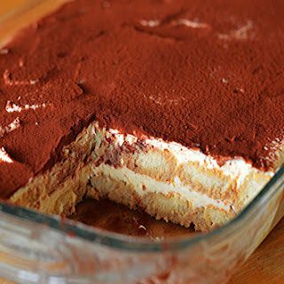 Nigella's Irish Cream Tiramisu