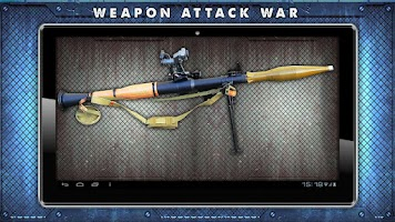Screenshot of Weapon Attack War