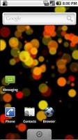 Screenshot of BubblePaper Live Wallpaper