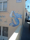 Art at Pintura La Sirenita