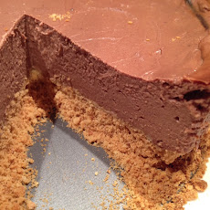 Milk Chocolate Protein Cheesecake