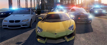 Need For Speed: Most Wanted Review [PS Vita]