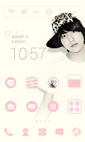 Screenshot of B1A4 - Baro Dodol Theme
