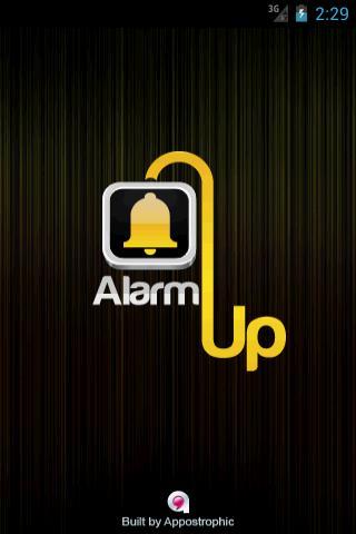 Alarm Up