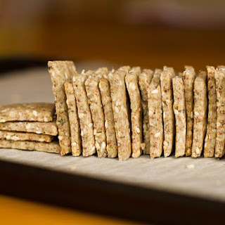 Baked Rice Cracker Recipes