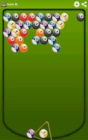 Screenshot of Snooker Balls (Bubbles)