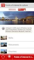 Screenshot of Cologne Guide