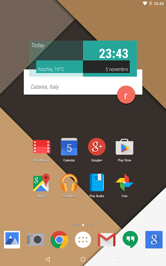 Iride UI - Icon Pack Screenshot 8