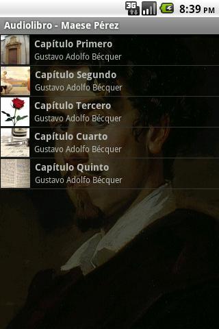 Audiolibro. Maese Pérez