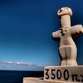3500 π.χ by Theodoros Theodorou - Buildings & Architecture Statues & Monuments