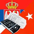 Android aplikacija Turkish Serbian Dictionary