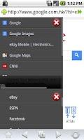 Screenshot of Harley Browser