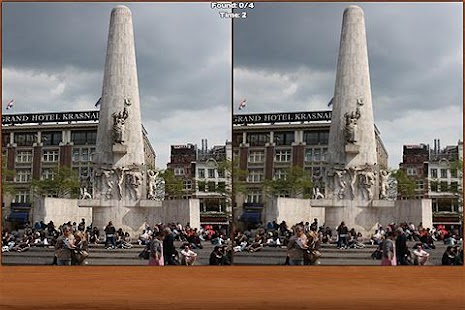 Amsterdam Spot the Difference - screenshot